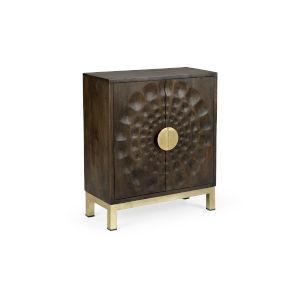 Brown 35-Inch Del Sol Days Cabinet