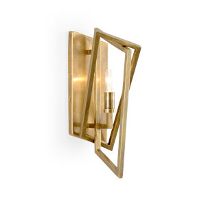 Gold One-Light 6-Inch Xavi Sconce