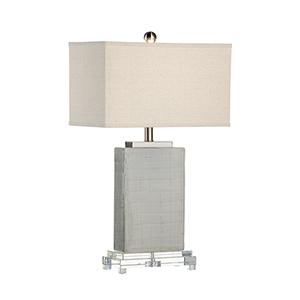 Gray One-Light Huntington Table Lamp