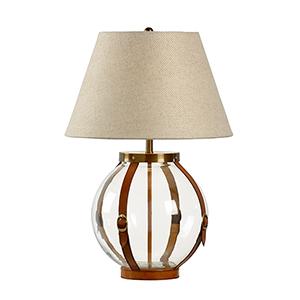 Bronze One-Light Sierra Lamp