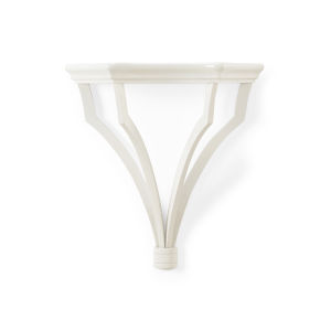 Sheraton White 17-Inch Bracket