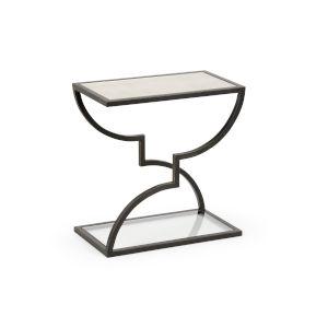 Austin Bronze Side Table