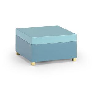 Blue Decorative Box