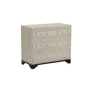 Parson Gray and Black Parson Chest