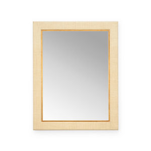 Warwick Cream Wall Mirror