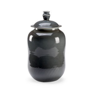 Panji Gray Nine-Inch Vase