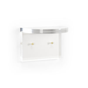 London Clear 10-Inch Bracket