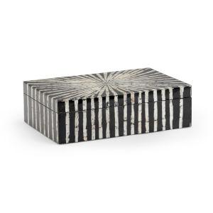 Razor Black Shell Box
