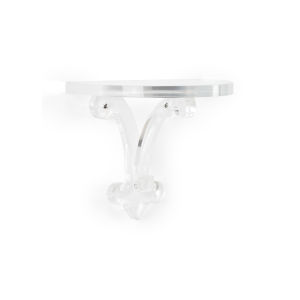 Regency Clear 11-Inch Bracket