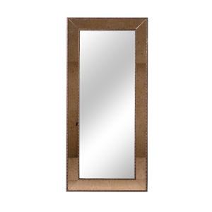 Regent Bronze Wall Mirror