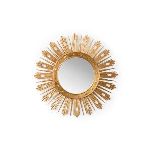 Wasden Antique Gold Wall Mirror