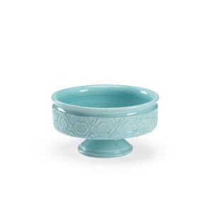 Blue 15-Inch Decorative Bowl