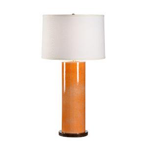 Anderson Orange One-Light Table Lamp