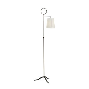 Charlotte Weathered Bronze One-Light Floor Lamp