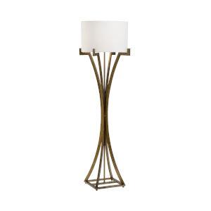 Wallberg Bronze One-Light Floor Lamp