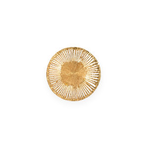 Cobb Gold 16-Inch Four-Light Wall Sconce