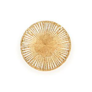 Cobb Gold Six-Light Wall Sconce