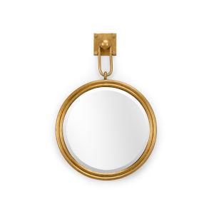 Lucia Antique Gold Wall Mirror