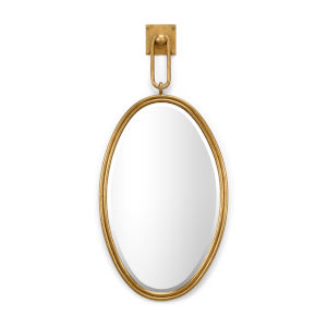 Tobago Antique Gold Wall Mirror