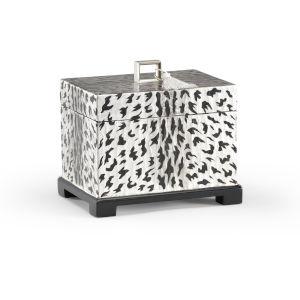 Black and White Decorative Box