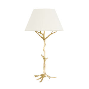 Sprigs Gilded Gold Table Lamp