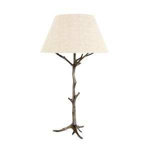 Sprigs Dark Bronze Table Lamp