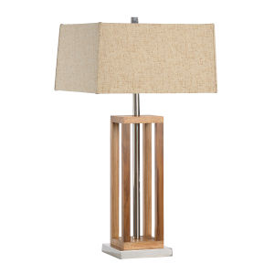 Wrightwood Brown Table Lamp