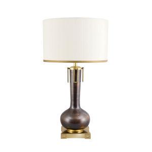 Eden Copper Table Lamp