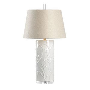 Coastal White One-Light Table Lamp