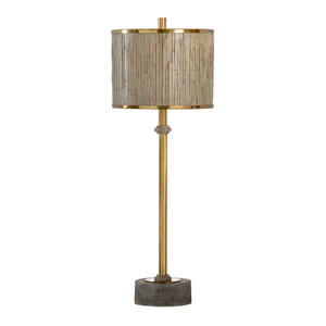 Bob Timberlake Antique Brass One-Light Table Lamp