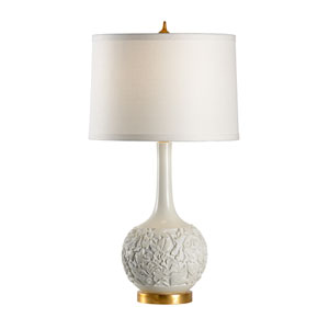 Biltmore Oyster One-Light Table Lamp