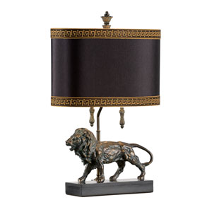 Biltmore Bronze Two-Light Table Lamp