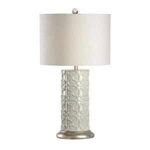 Biltmore Lichen Gray One-Light Table Lamp