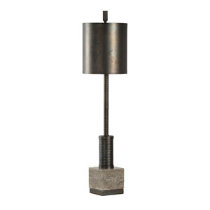 Biltmore Scorched Bronze One-Light Table Lamp