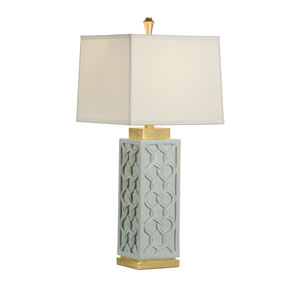 Biltmore Mint Glaze One-Light Table Lamp