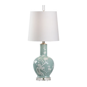 Biltmore Celadon One-Light Table Lamp