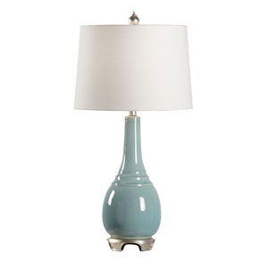 MarketPlace Aquaverde One-Light Table Lamp