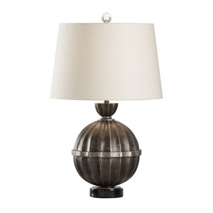 Black Marble Mounting One-Light Table Lamp