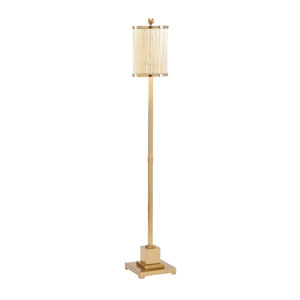 Iron One-Light Floor Lamp