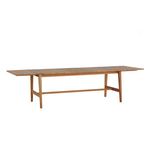 Coast Ivory Extension Dining Table
