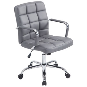 Linden Gray Office Chair