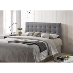 Selby Gray Queen Headboard