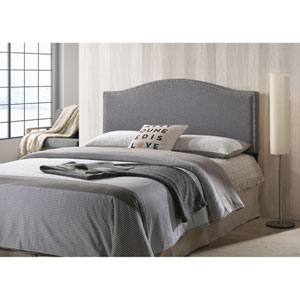Whittier Gray Queen Headboard