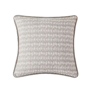 Fenton Gray 18 In. X 18 In. Throw Pillow