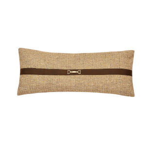 Carter Tan 14 In. X 36 In. Throw Pillow