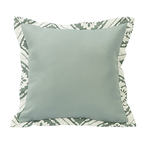 Belmont Green 18 x 18 In. Throw Pillow