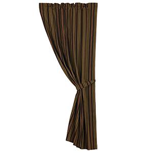 Wilderness Ridge Brown 84 x 48-Inch Curtain Single Panel