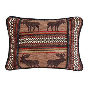 Bayfield Moose 16 x 21 In. Throw Pillow