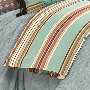 Serape Mulitcolor Super Queen Duvet Cover