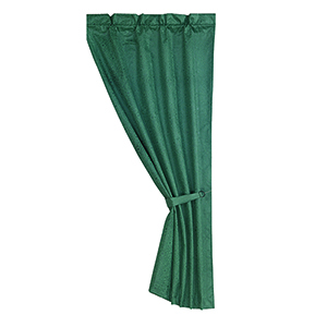 Cheyenne Turquoise 84 x 48-Inch Curtain Single Panel